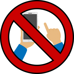 No Contact on Device